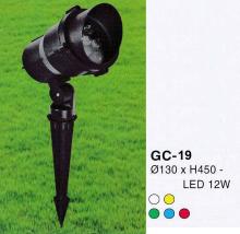 Đèn ghim cỏ GC 19