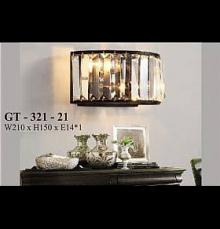 Đèn tường nghệ thuật GT 321-21