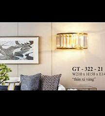 Đèn tường nghệ thuật GT 322-21