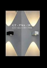 Đèn tường LED GT 374A-18