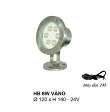 Đèn pha hồ nước HB 6W V