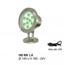 Đèn pha hồ nước HB 9W L
