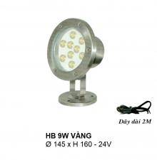 Đèn pha hồ nước HB 9W V