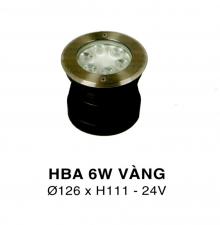 Đèn âm hồ nước HBA 6W V