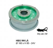 Đèn pha hồ nước HBG 9W L
