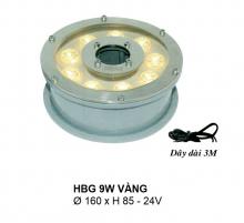 Đèn pha hồ nước HBG 9W V