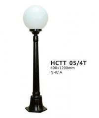 Đèn trụ sân vườn thấp HCTT 05/4T
