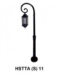 Đèn trụ sân vườn cao HSTTAS 11
