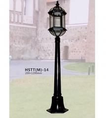 Đèn trụ sân vườn thấp HSTTM 14
