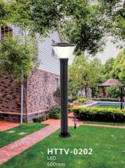 Đèn trụ thấp LED HTTV 0202