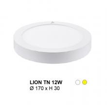 Đèn mâm áp trần LION MÂM NỔI TÒN 12W