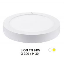 Đèn mâm áp trần LION MÂM NỔI TRÒN 24W