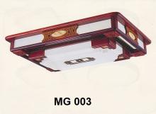 Đèn áp trần gỗ MG 003