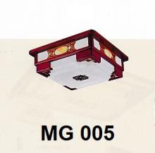 Đèn áp trần gỗ MG 005