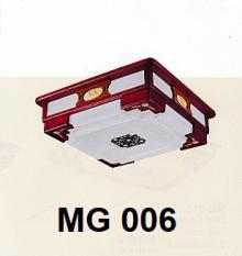 Đèn áp trần gỗ MG 006