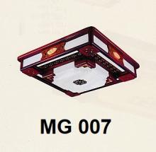 Đèn áp trần gỗ MG 007