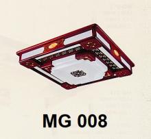 Đèn áp trần gỗ MG 008