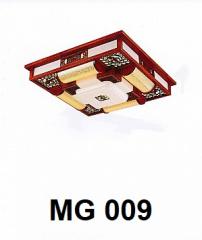 Đèn áp trần gỗ MG 009