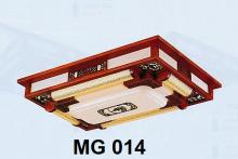 Đèn áp trần gỗ MG 014