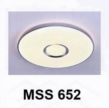 Đèn mâm áp trần MSS 652