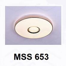 Đèn mâm áp trần MSS 653