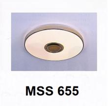 Đèn mâm áp trần MSS 655