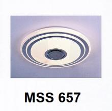 Đèn mâm áp trần MSS 657