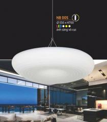 Đèn thả nghệ thuật LED NB 005