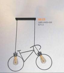 Đèn thả nghệ thuật NB 019
