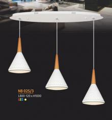 Đèn thả LED trang trí NB 025/3