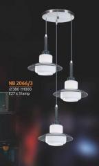 Đèn thả pha lê NB 2066/3