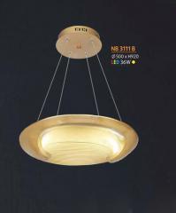 Đèn thả nghệ thuật LED NB 3111B