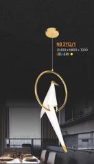 Đèn thả nghệ thuật LED NB 3112/1
