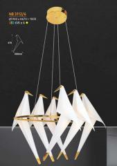 Đèn thả nghệ thuật LED NB 3112/6