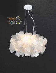 Đèn thả nghệ thuật LED NB 3117