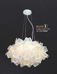 Đèn thả nghệ thuật LED NB 3118