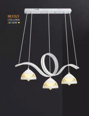 Đèn thả LED trang trí NB 312/3