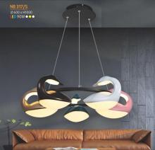 Đèn thả nghệ thuật LED NB 317/5