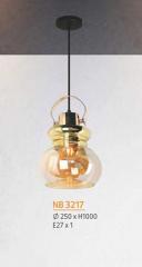 Đèn thả nghệ thuật NB 3217