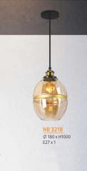 Đèn thả nghệ thuật NB 3218