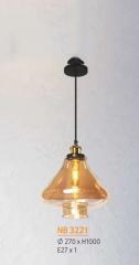Đèn thả nghệ thuật NB 3221
