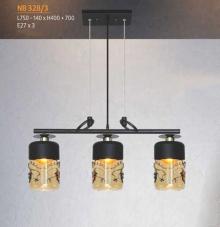 Đèn thả nghệ thuật NB 328/3