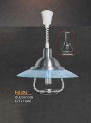 Đèn thả quán cafe NB 392