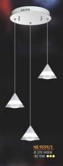 Đèn thả LED trang trí NB 9599/3