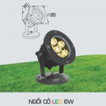 Đèn rọi cỏ sân vườn NGỒI CỎ 6W