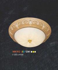 Đèn áp trần đồng NM 912