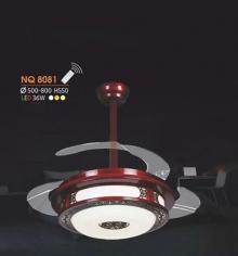 Đèn quạt NQ 8081