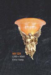 Đèn tường đồng NV 129