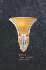 Đèn tường đồng NV 176