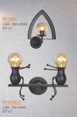Đèn tường nghệ thuật NV 5108/2